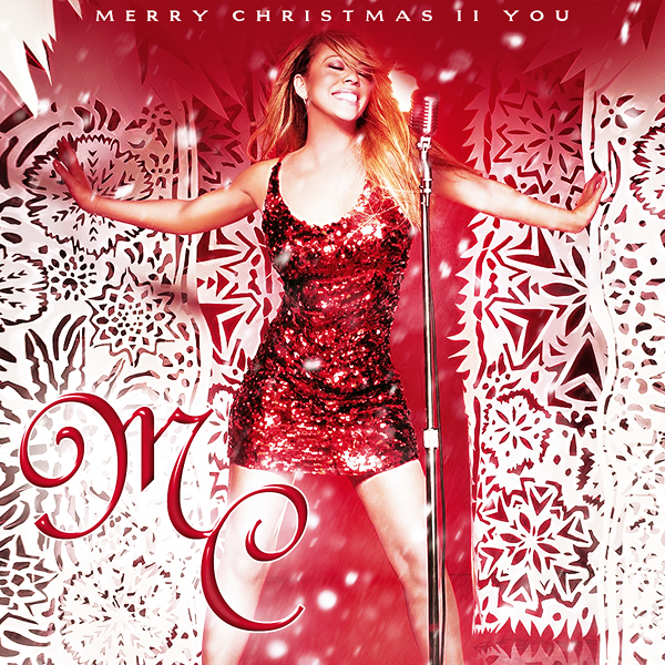 Mariah Carey - Merry Christmas by other-covers on DeviantArt