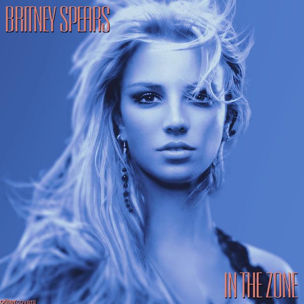in the zone britney spears album cover - photo #3