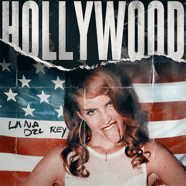 Lana Del Rey - Hollywood by other-covers