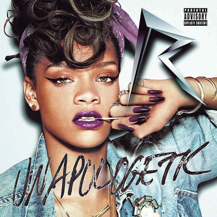Rihanna Talk That Talk Album Cover Explicit