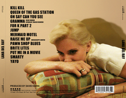 Lana Del Ray back cover