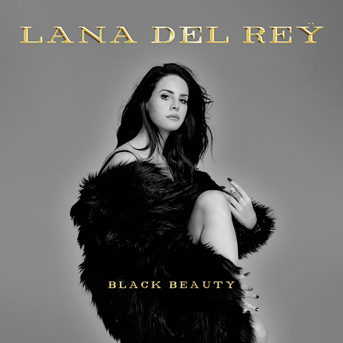 Lana Del Rey - Black Beauty by other-covers