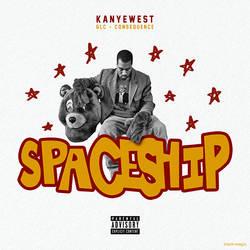 Kanye West - Spaceship