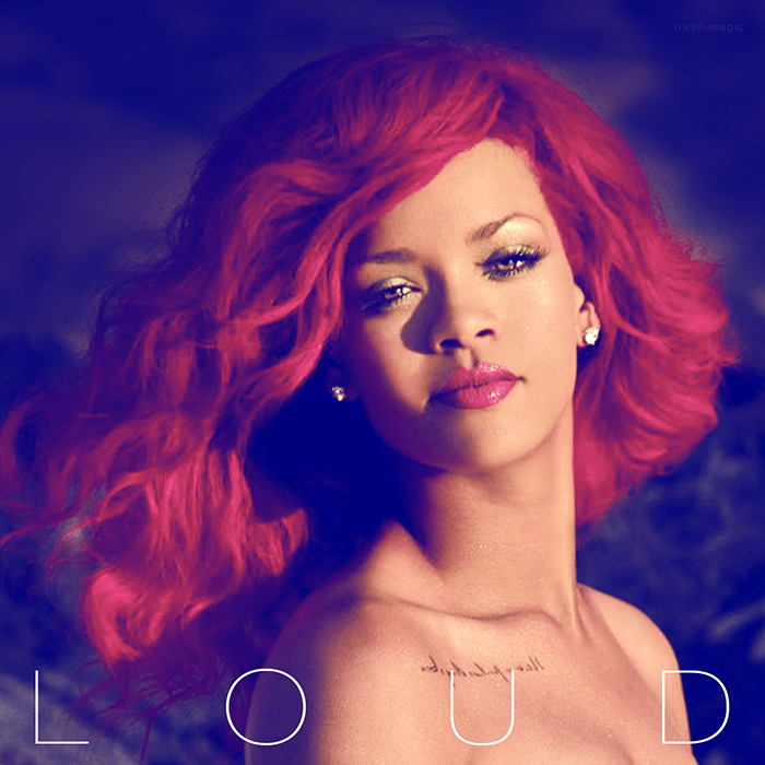 Rihanna Wallpaper Loud