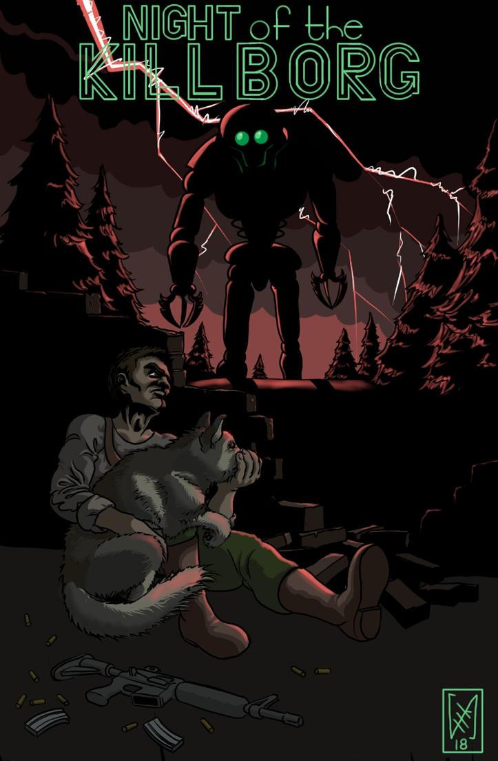 Night of the Killborg! by Captroop