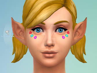 Sims 4 CC: Agitha, Telma and Fanadi Eyeliner