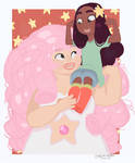 Connie and Rose