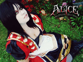 ReiDaniiPy: Alice Madness Returns. by ReiParaguay