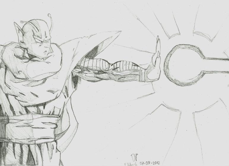 Satan Piccolo - Dragon Ball Z series (2012) by madfadmaker ...