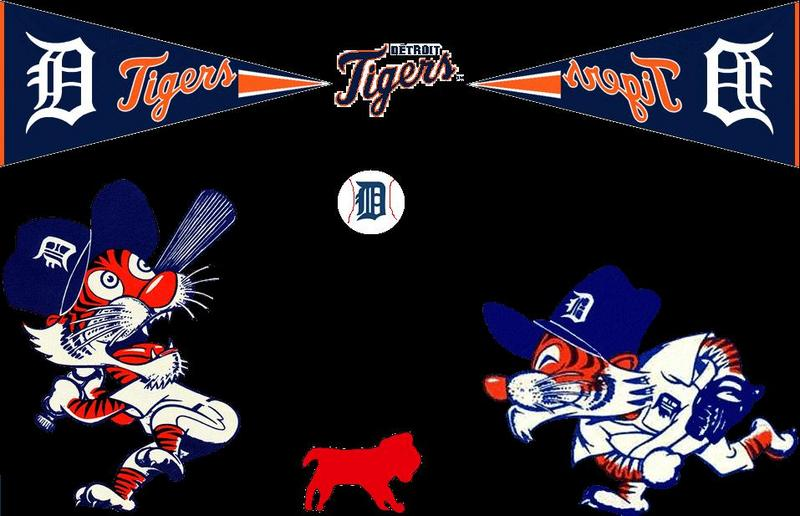 Detroit Tigers wallpaper by LazyShikamaru13 ...