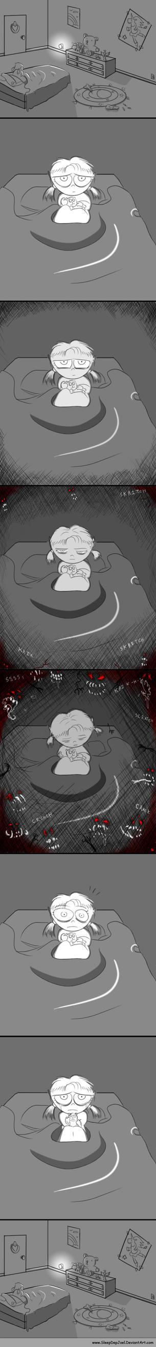 Please, Please Stay Awake... by SleepDepJoel
