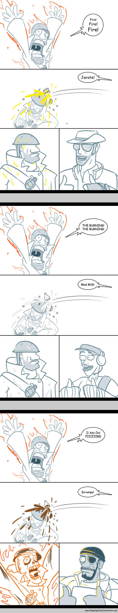 TF2: Doused by SleepDepJoel