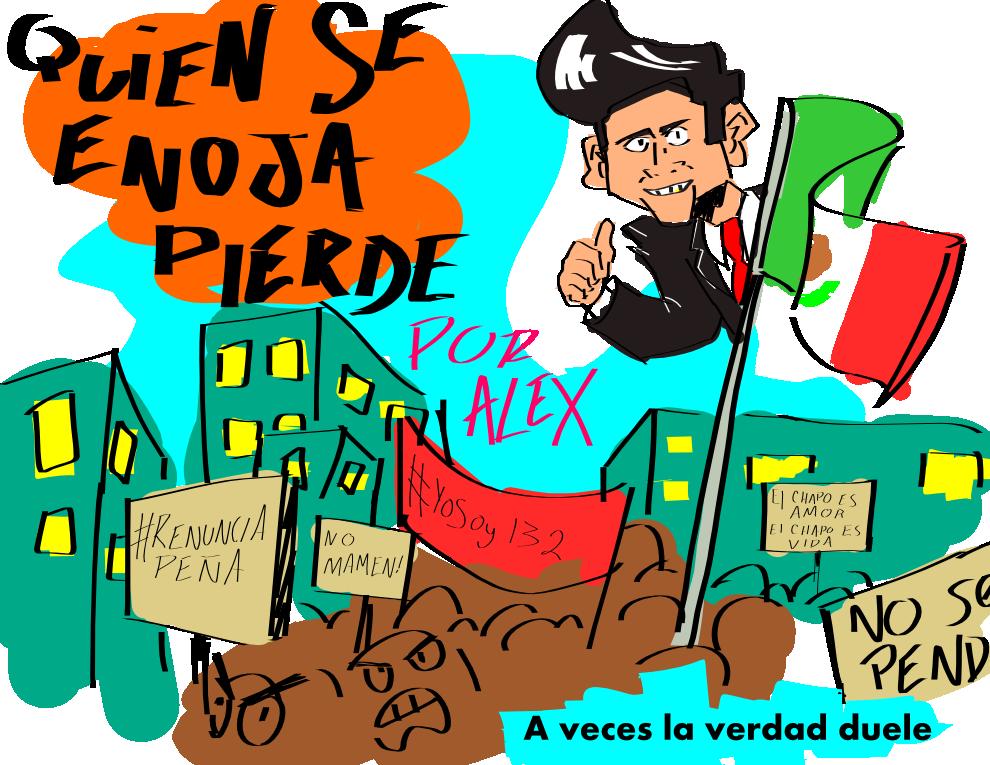 Quien se Enoja Pierde by dare309