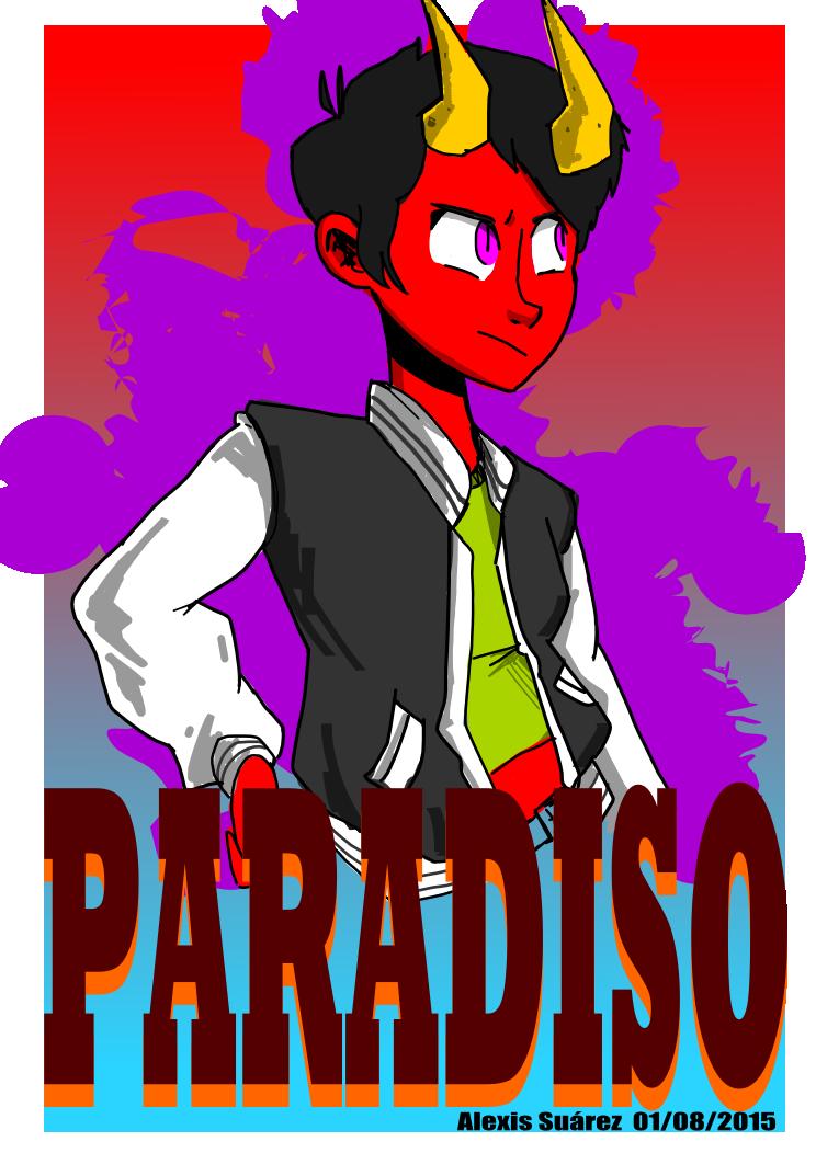 Paradiso by dare309