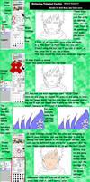 Semi Copic Coloring Tutorial For Sai