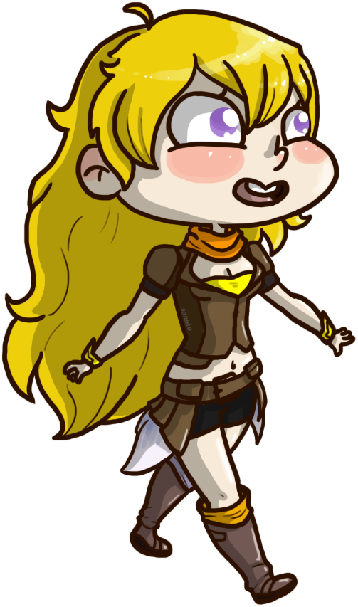 Yang by sonnio