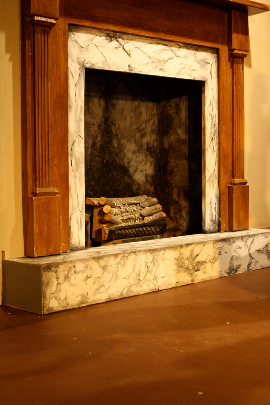 fireplace by cafin8dsodaa
