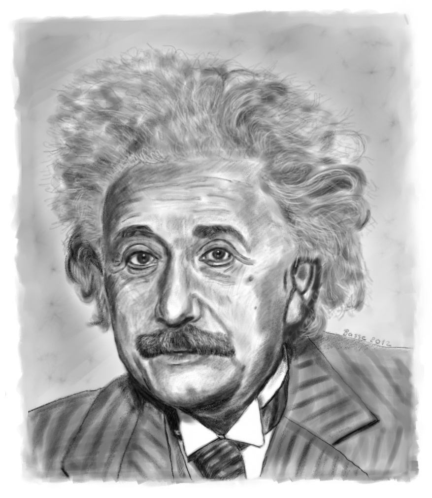 Einstein by BasseBlues