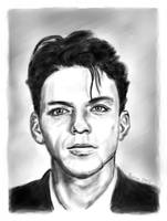 A young Frank Sinatra by BasseBlues