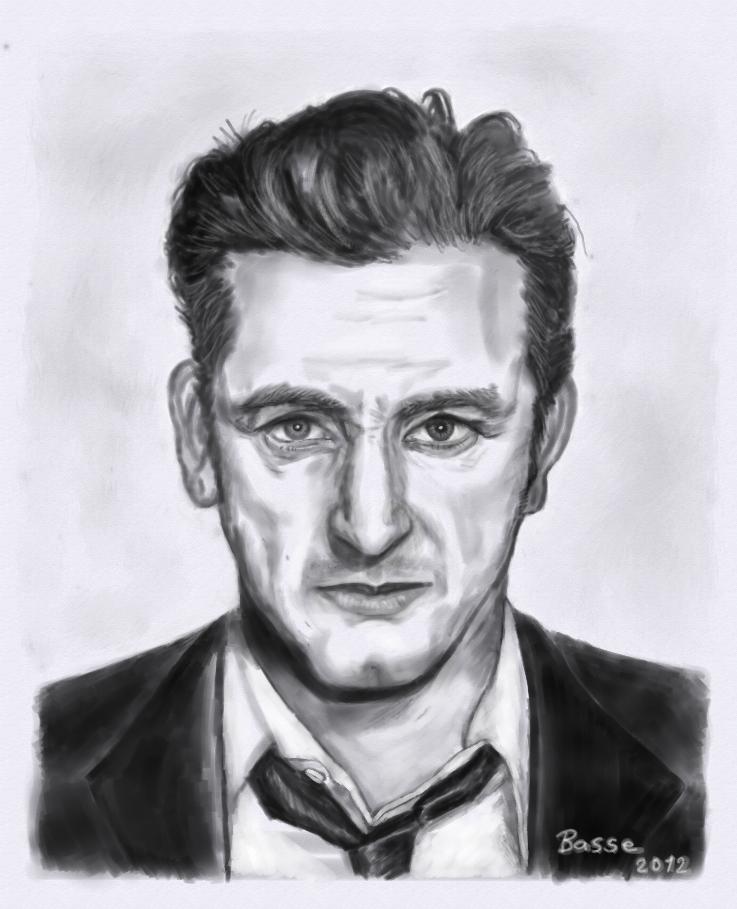 Sean Penn by BasseBlues