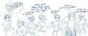 Funhaus Gender Swap!