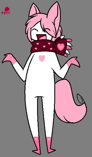 Love Kitty Adopt by Envious-0ne