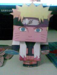 Hokage Naruto Cubee by uzusake