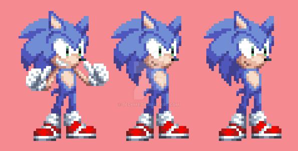 Sonic ML Dream Team Style by TechM8