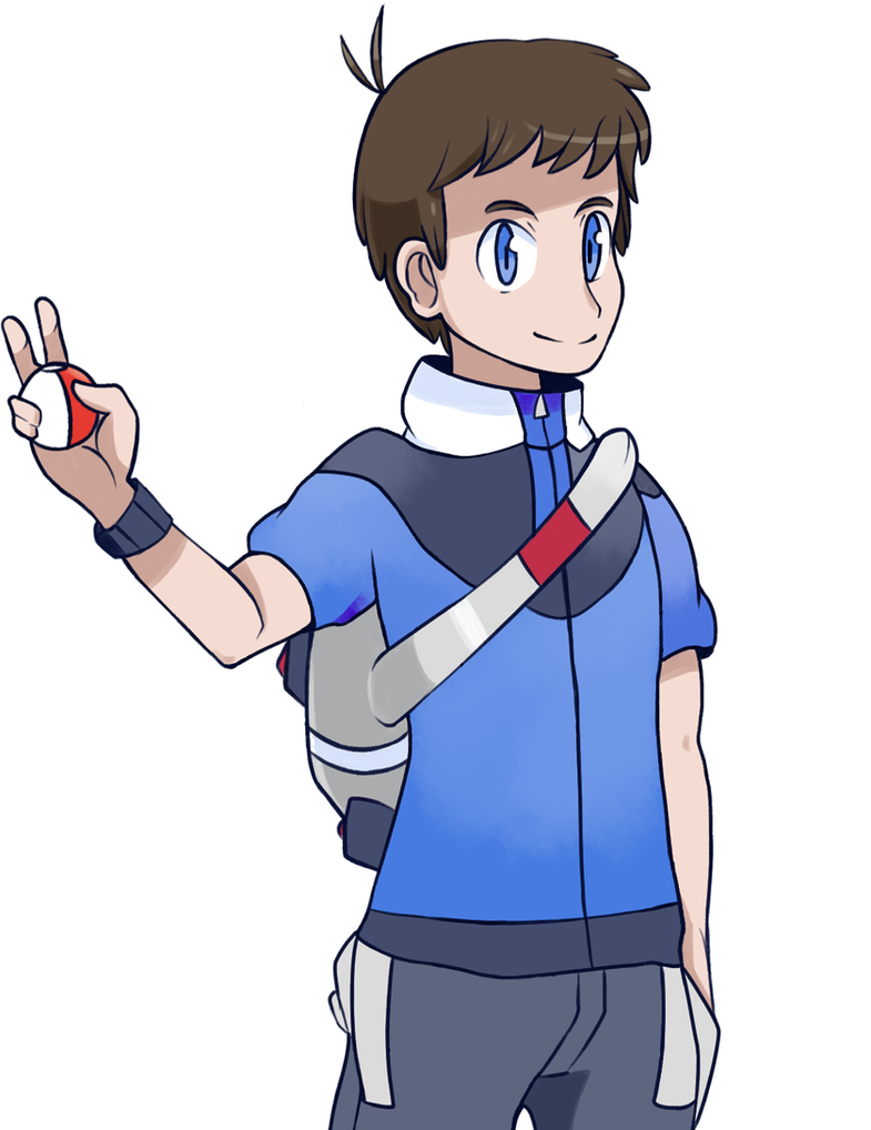 Pokemon Trainer by TechM8