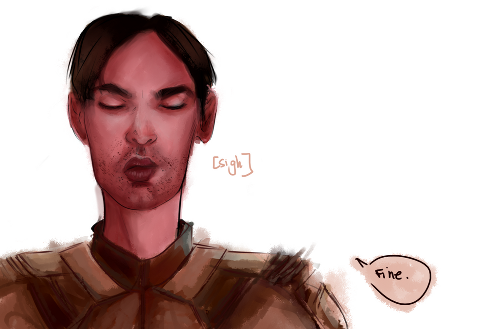 carth study by Sicily1347