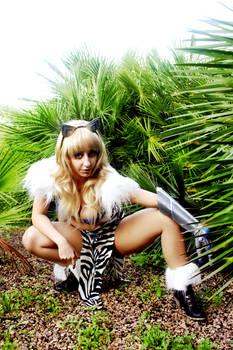 Queen's blade Elina Cosplay