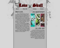 Lone Skull Site Template