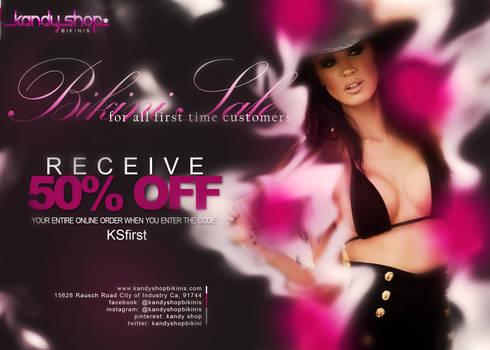 Bikinisale Flyer