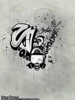 Urban Scrawl by Osiris2735