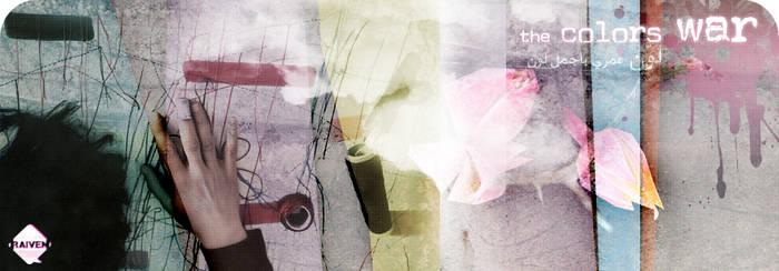 ___ Colors War ___ by Raiveno
