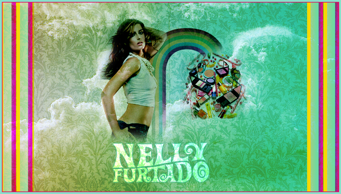 ____ Nelly Furtado ____ by Raiveno