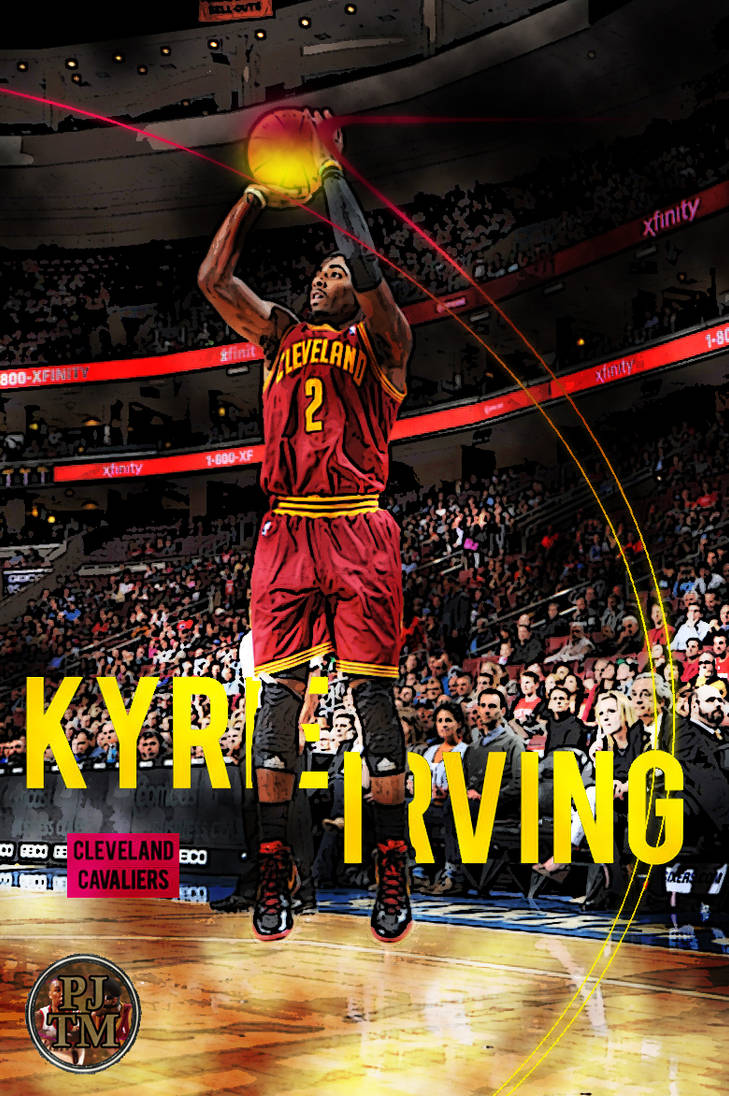 Kyrie Irving Iphone Android Wallpaper By Pjosull On Deviantart