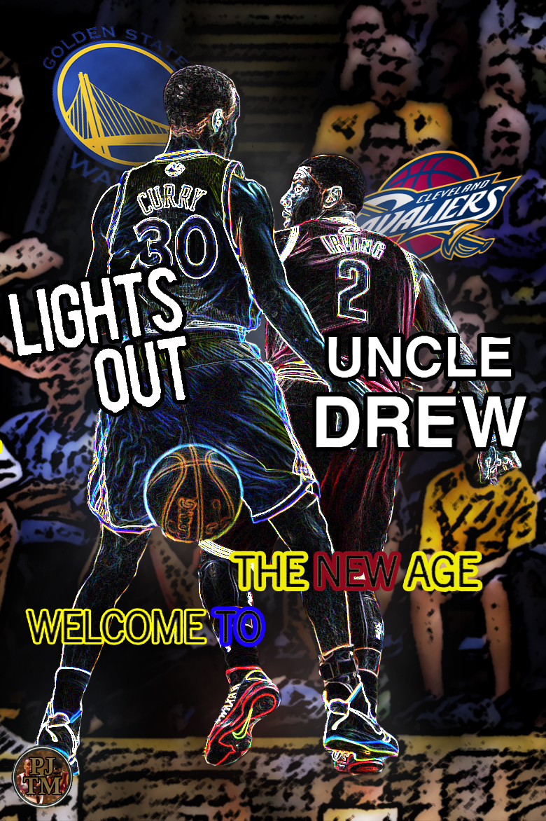 aaffaea7a2da Kyrie Irving and Stephen Curry  the New Age by PJosull on DeviantArt