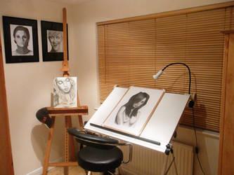 My Studio by M--Art