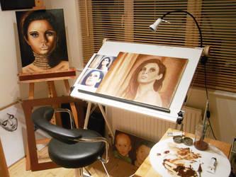 My Studio 19-03-04 by M--Art