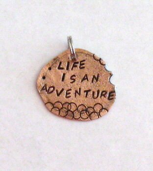 Life Is An Adventure Penny 2-1 by maggiemaybecrafty