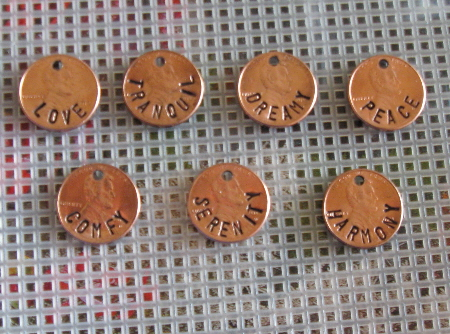 7 Stamped Pennies 1-1 by maggiemaybecrafty