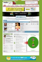 Indiatimes Cricket Scorecard