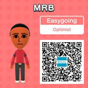 MRB's Miitomo QR Code