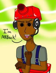 MRBack Again!