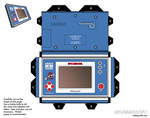 smb game and watch console
