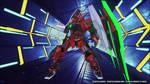 Gundam Breaker 3: Multiverse Gundam (Shield Type) by Solo3511