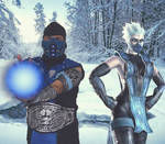 Subzero and Frost have teamed