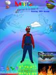 Super mario Odyssey flim poster number2