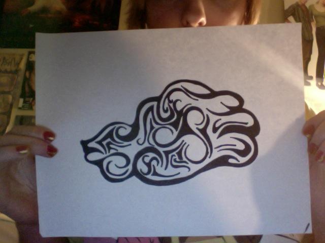 Hot Tattoos: 25+ Divine Cloud Tattoo Design